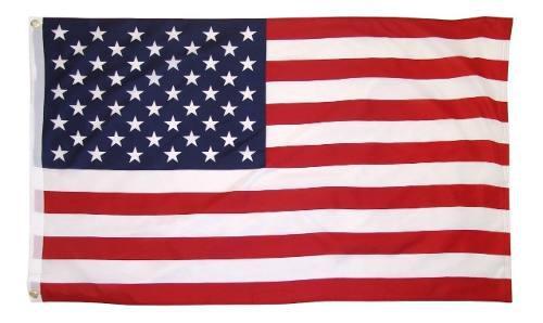 Bandera Usa Eeuu Estados Unidos Medidas 1.5m X 90cm Mf-27