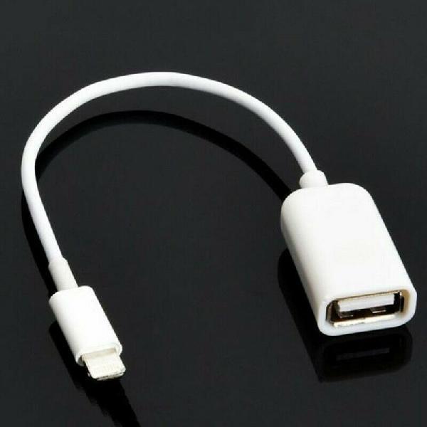 CABLE PARA Pad4, iPad Air, iPad mini.8 PINES lightning A USB