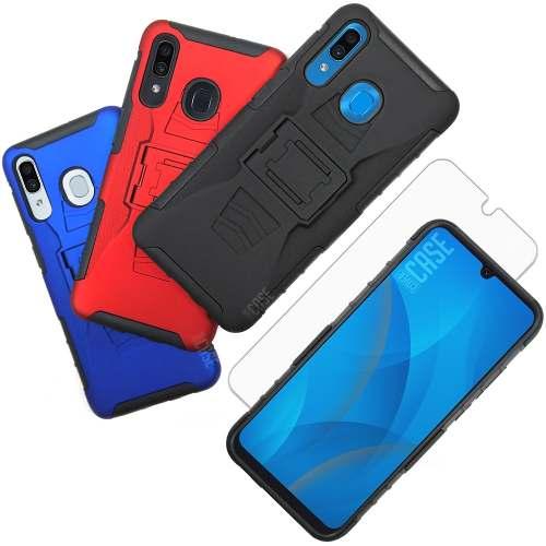 Funda Samsung A30 A50 A20 A10 A70 A60 A40 A90 A80 + Cristal