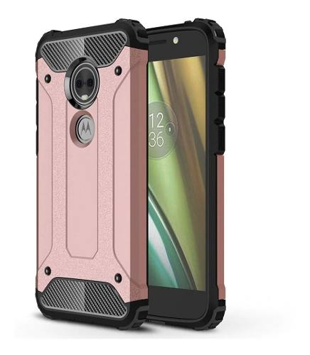Funda Uso Rudo Moto G7, Plus, Play, Power / One Vision