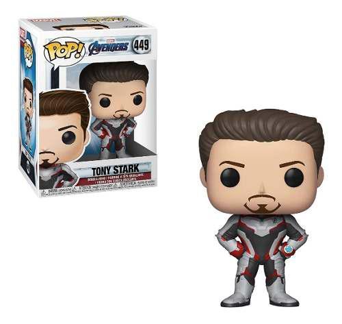 Funko Pop Avengers Endgame Figura Iron Man 456 2019