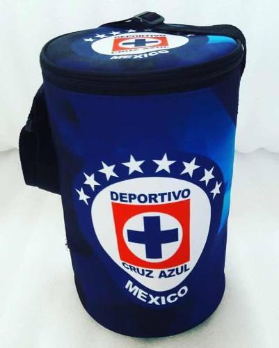 Hielera Cruz Azul, Capacidad 16 Latas De 355 Ml