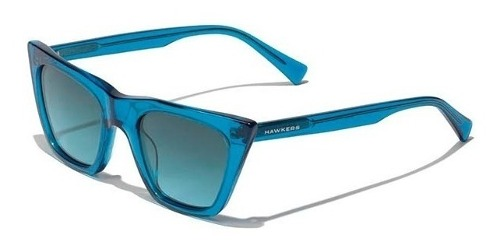 Lentes De Sol Hawkers - Electric Blue Hypnose New In