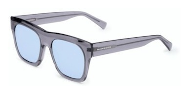 Lentes De Sol Hawkers - Grey Blue Chrome Narciso New In