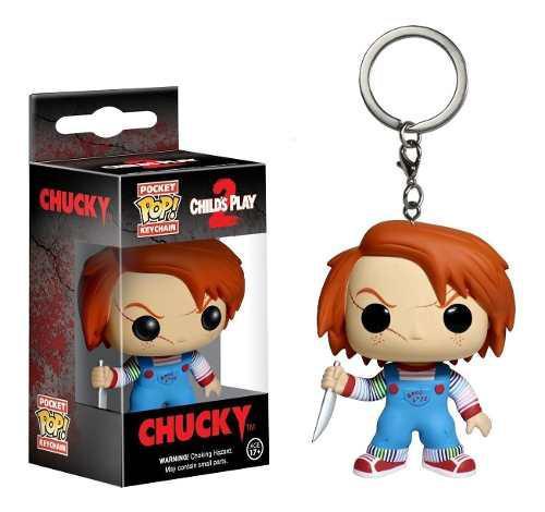 Llavero Funko Pop Chucky El Muñeco Diabolico Envio Gratis