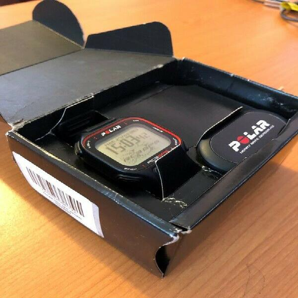 RELOJ POLAR RC3 GPS N HR