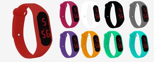 Reloj Led Mayoreo Colores