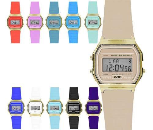 Relojes A158 De Mayoreo
