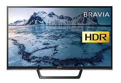 Smart Tv. Sony Bravia X-realitypro Lcd Hdtv 32