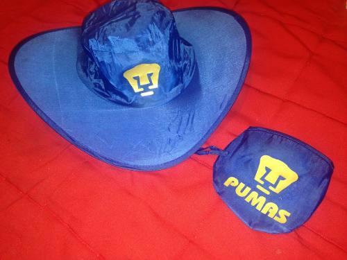 Sombreros Plegables Pumas