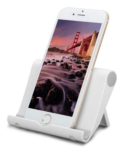 Soporte Universal Para Celular O Tablet Compacto Y Portátil