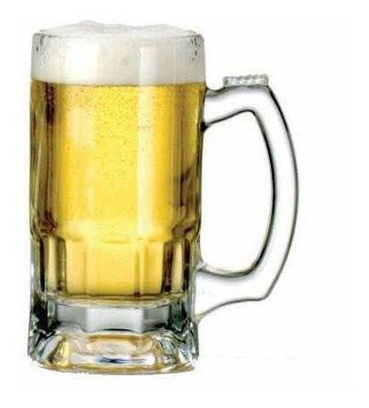 Tarro Cervecero Capacidad Medio Litro Marca Crisa