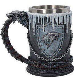 Tarro Game Of Thrones 400 Ml (Entrega Inmediata)