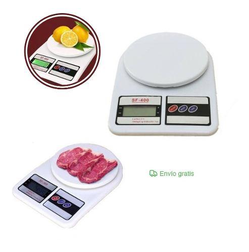 Bascula Digital 1 Kg Multiusos Comida Cocina Envio Gratis