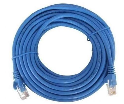 Cable De Red Ethernet 20 Metros Cat6