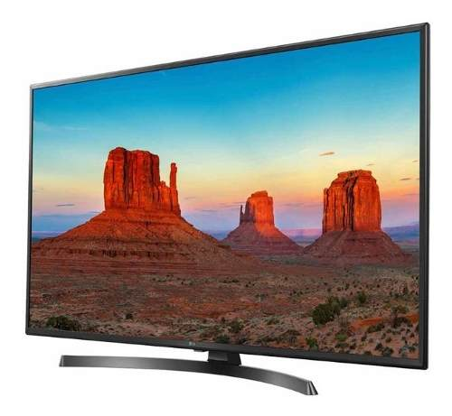 Pantalla Led 60 Pulgadas Smart Tv 4k Lg 60umpua
