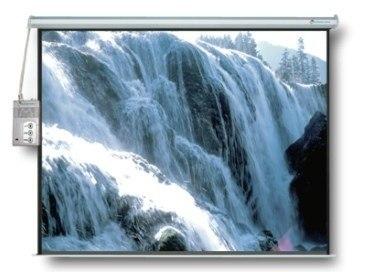 Pantalla Multimedia Screen Mse-244 Electrica 136 Pulgadas