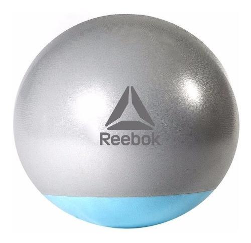 Pelota De Yoga 65 Cm Reebok Con Estabilizador 50% Descuento