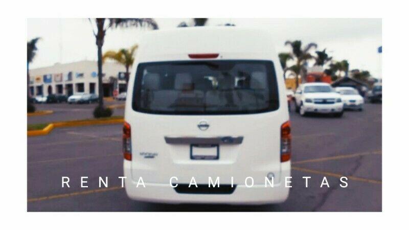 Renta de camionetas con chófer en Atizapán