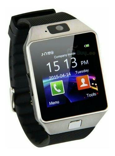 Smartwatch Dz09 Reloj Inteligente Celular Español Sim Y Bt