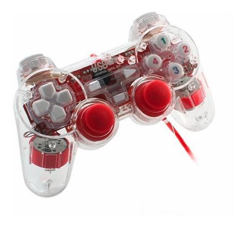 2 Controles De Juegos Alámbricos Joystick Pc Laptop Gamepad