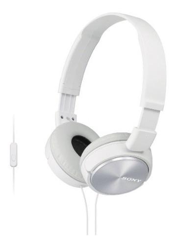 Audífonos Blancos Manos Libres Sony Mdr-zx310ap Originales