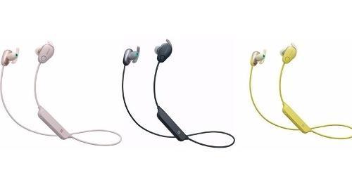 Audífonos Deportivos Inalámbricos Sony Wi-sp600n Colores