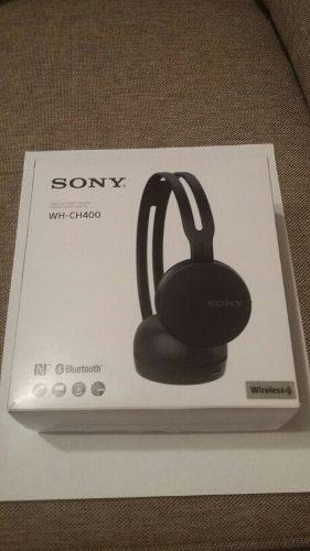 Audifonos Bluetooth Sony Wh-ch400