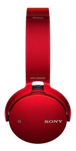 Audifonos Sony Mdr Xb650bt Extra Bass Nfc 30hrs De Batería