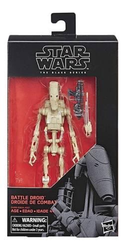 Battle Droid Star Wars The Black Series Wave #20