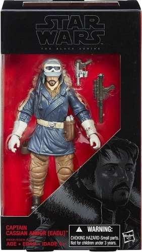 Captain Cassian Andor Star Wars Black Series 6'' Gamechieff