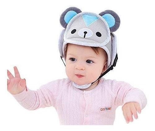 Casco Protector Seguridad Para Bebe Niño Niña Bebe