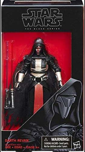 Darth Revan Black Series Star Wars