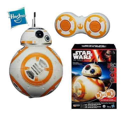 Droide Bb-8 Robot Interactivo A Control Remoto Star Wars