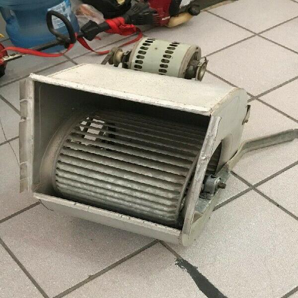 Extractor/Inyector de aire con motor de 1/3 de H.P $4,000