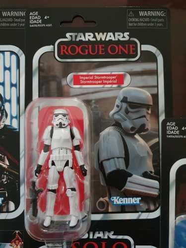 Figura 140 Stormtrooper Star Wars Vintage Collection