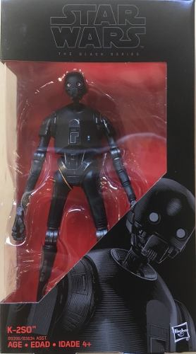 Figura Star Wars K-2so The Black Series #24