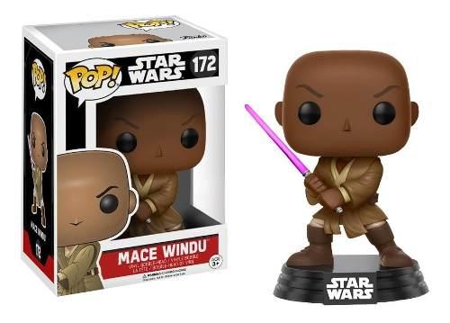 Funko Pop Mace Windu Jedi Master Star Wars Exclusiva Samuel