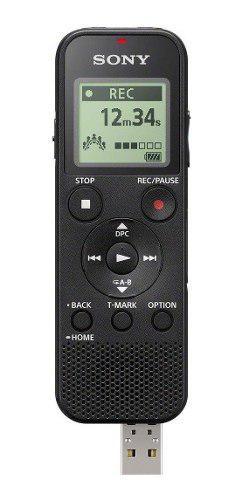 Grabadora De Voz Digital Mono Sony Icd-px370 Usb 4gb