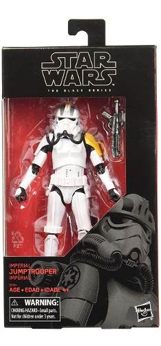 Imperial Jumptrooper Star Wars Black Series