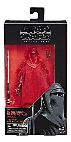 Imperial Royal Guard Star Wars Black Series Episode Vi