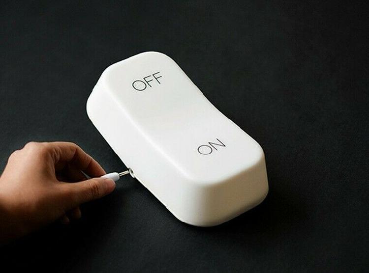Lampara Led De Escritorio Diseño Switch On Off