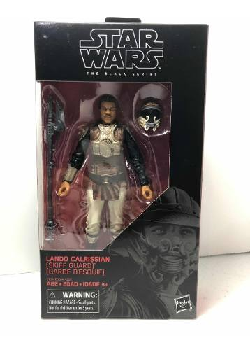 Lando Calrissian Skiff Guard Star Wars The Black Series #76