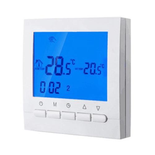 Lcd Termostato De Calefacción Digital Pantalla Táctil