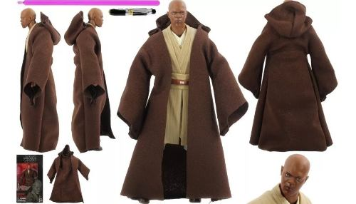 Mace Windu Black Series Star Wars 18 Meses Sin Intereses Env