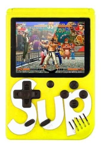 Mini Consola Portatil Game Box 400 Video Juegos Colores