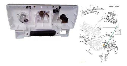 Modulo (motor) Contro Calefaccion Y A/c Chevy 2004-2008 Gm
