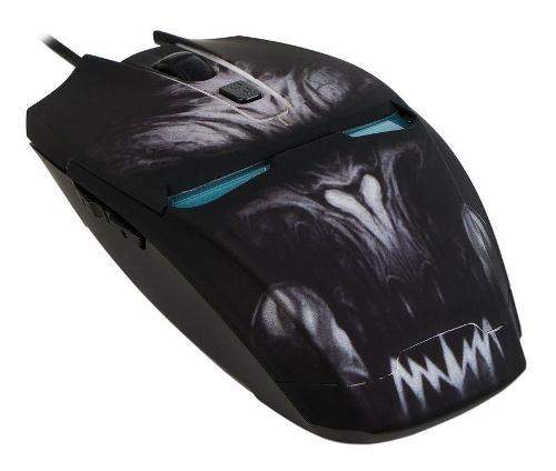 Mouse Gamer Eagle Warrior G14 Retroiluminado dpi