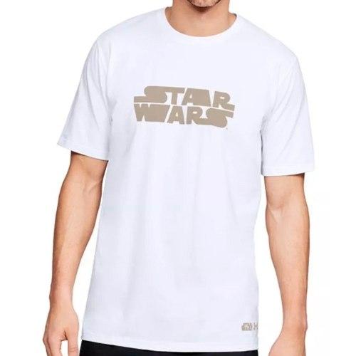 Playera Star Wars Stretch Hombre Under Armour Ua