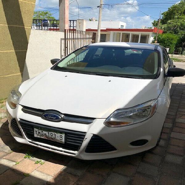 Precioso Ford Focus 2012